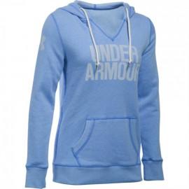Dámská mikina UNDRE ARMOUR Popover - modrá