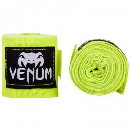 Boxerské bandáže značky VENUM KONTACT - 4 m NEO žluté