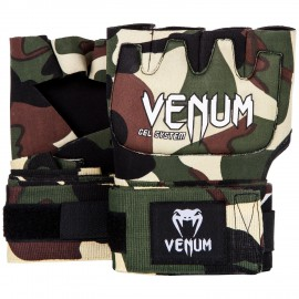 Venum rukavice Gel Kontact - FOREST CAMO