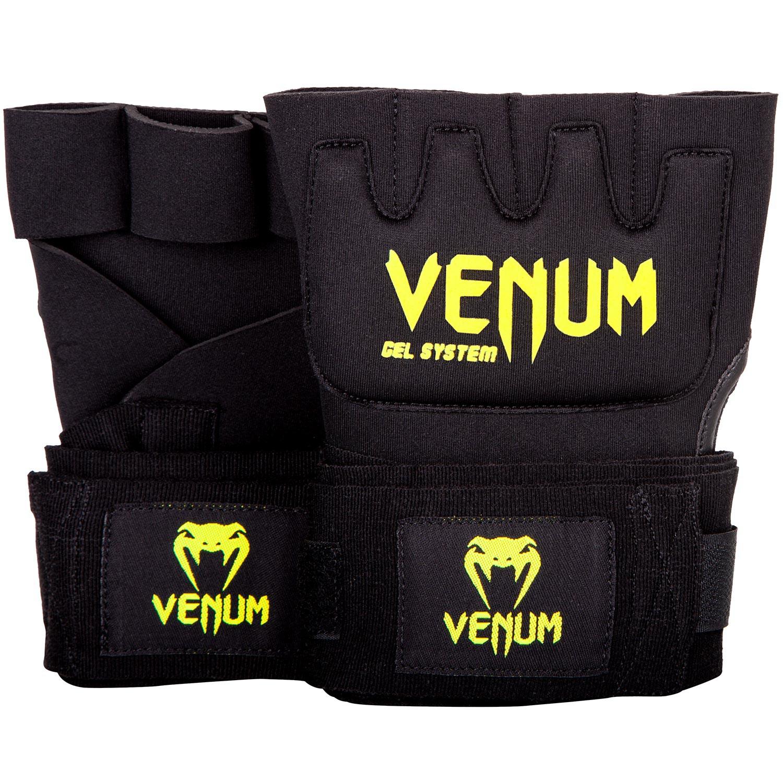Venum rukavice Gel Kontact - černo/žluté