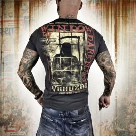 Pánské tričko YAKUZA Window To Darkness TSB 9008 - ebony