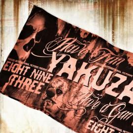 Šátek YAKUZA HAVE FUN SLB 9205 - červený