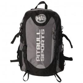 PitBull West Coast - sportovní batoh PB SPORTS - černo/šedý