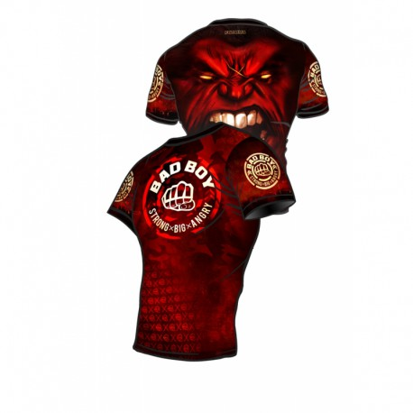 Rashguard FORMMA BAD BOY RED