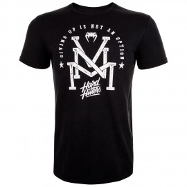 Pánské tričko VENUM HARD HITTERS - černé