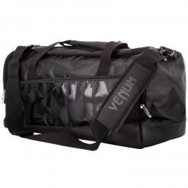 Sportovní taška VENUM SPARRING SPORT - černo/černá