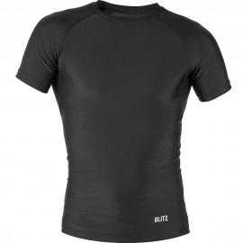 BLITZ Funkční triko Hybrid - černé