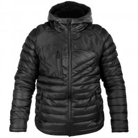 Péřová bunda VENUM ELITE - černá