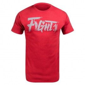 Tričko HAYABUSA Fight - červené