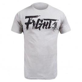 Tričko HAYABUSA Fight - šedé