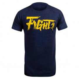 Tričko HAYABUSA Fight - modré