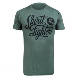 Tričko HAYABUSA Classic Spirit of the Fighter - zelené