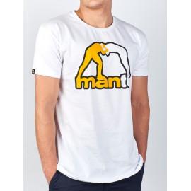 Manto tričko CLASSIC - bílé