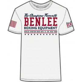 Pánské triko Benlee Rocky Marciano CHAMPIONS - bílé