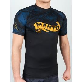 Manto Rashguard PERFECT STORM - černý