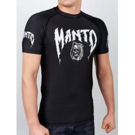 Manto Rashguard GRIM  - černý