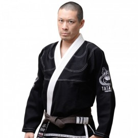 Tatami fightwear HONEY BADGER V3 BJJ GI - černé