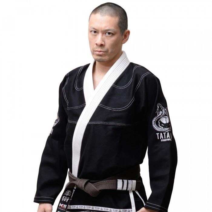 Tatami fightwear HONEY BADGER V3 BJJ GI - černé
