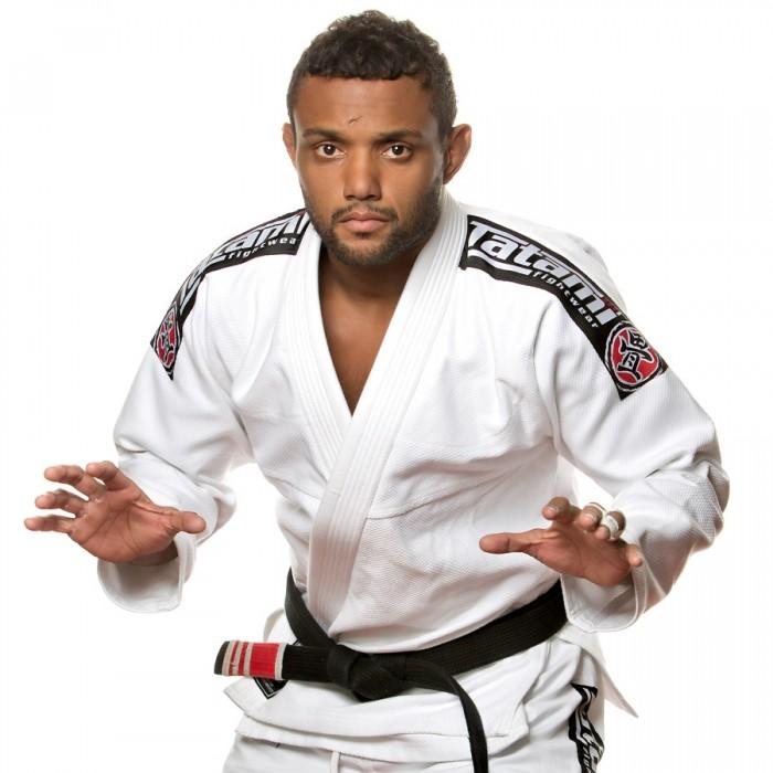 BJJ kimono Gi Tatami fightwear Nova Plus bílé + bílý pás zdarma
