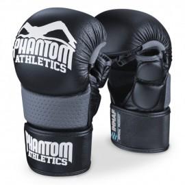 """PHANTOM MMA rukavice """"Sparring Riot"""" - černé"""