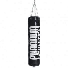 """Boxovací pytel PHANTOM """"High Performance"""" 120 CM - černo/bílý"""