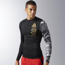 Pánské kompresní tričko Reebok ACTIVCHILL