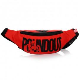 Sportovní ledvinka Poundout  HORUS - červená