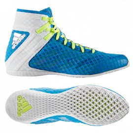 "ADIDAS Boxerské boty Speedex 16.1"" - modro/bílé"