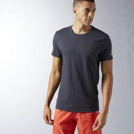 REEBOK Pánské tričko CROSSFIT ATHENA - tmavě modré