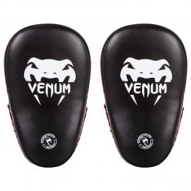 Lapy Venum ELITE SMALL KICK PADS - černé