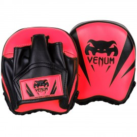 Lapy Venum ELITE MINI PUNCH MITTS - neo růžové