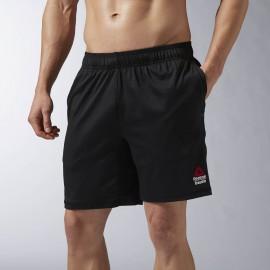 REEBOK Pánské šortky CROSSFIT SPEEDWICK II - černé
