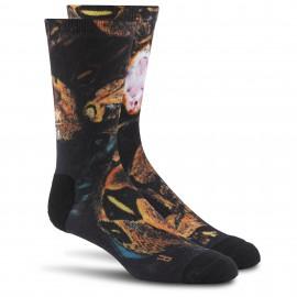 Reebok Ponožky CROSSFIT WILDLIFE II - černé