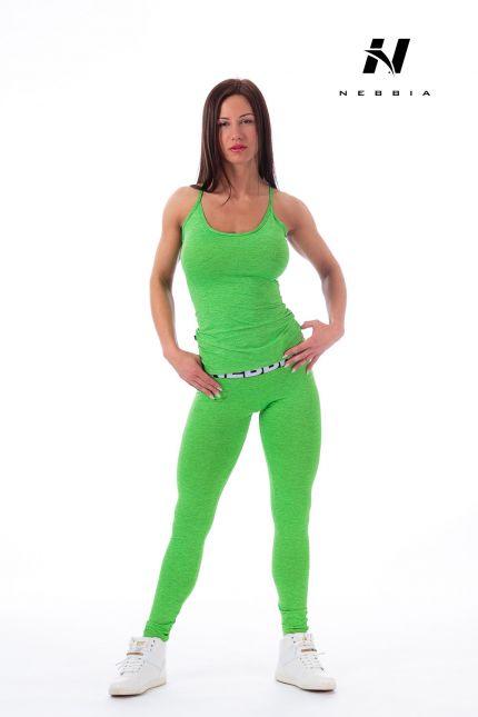 Tílko Nebbia 224 - zelené