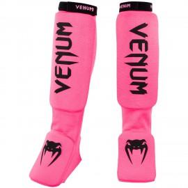 Chrániče holení Venum Kontact - NEO růžové