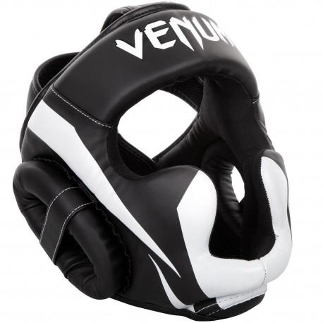 Helma VENUM ELITE - černo/bílá