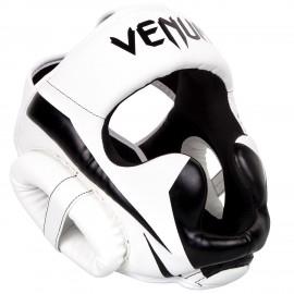 Helma VENUM ELITE - bílo/černá