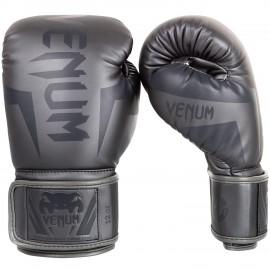 Boxerské rukavice VENUM ELITE - šedé