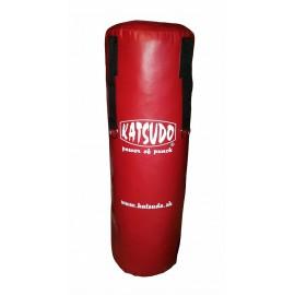 Boxovací pytel Katsudo 150 cm - červený
