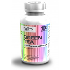 Reflex Nutrition Green Tea 100 kapslí