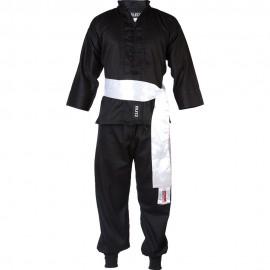 BLITZ Dětské Kimono na Kung Fu - černé