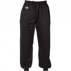 BLITZ Dětské Kalhoty na Kung Fu - černé