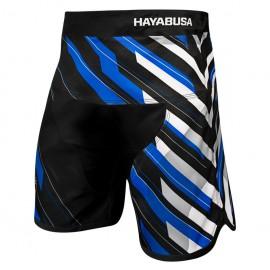 Šortky Hayabusa Metaru Charged Jiu Jitsu - černo/modré