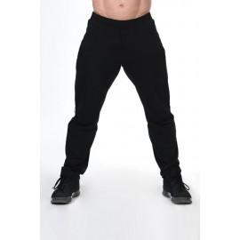 Fitness tepláky Nebbia 366 - černé
