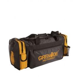 GRENADE Sportovní taška - černo/oranžová