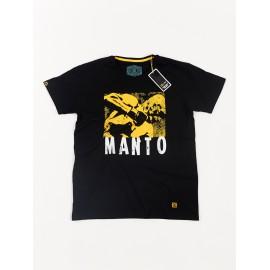 Manto tričko HAMMER FIST - černé