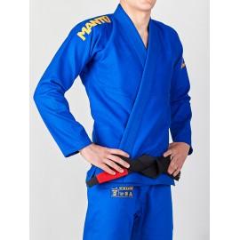 """MANTO Kimono """"VICTORY"""" BJJ Gi - modré"""