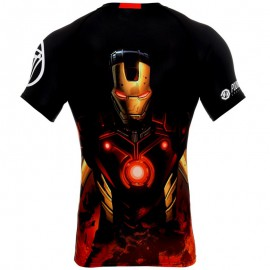 Rashguard POUNDOUT Marvel Iron Man