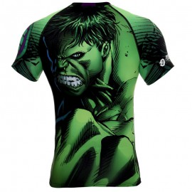 Rashguard POUNDOUT Marvel Hulk