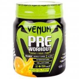 VENUM PRE-WORKOUT - Orange